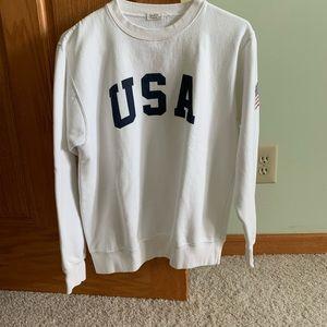 Brandy Melville USA sweatshirt